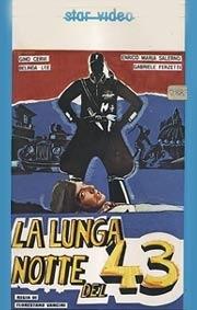 La locandina di La lunga notte del '43