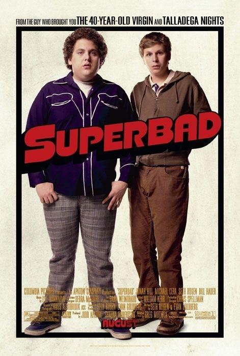 La locandina di Superbad