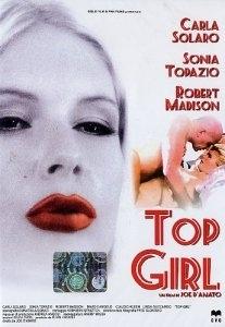 La locandina di Top Girl