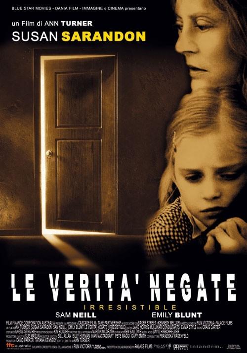La locandina italiana di Le verità negate