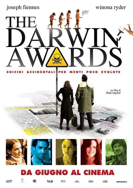 La locandina italiana di The Darwin Awards