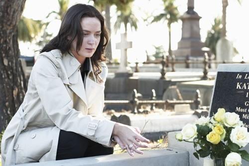 Emily Blunt in una scena del film Irresistible