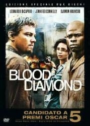 La copertina DVD di Blood diamond- Diamanti di sangue (doppio dvd)