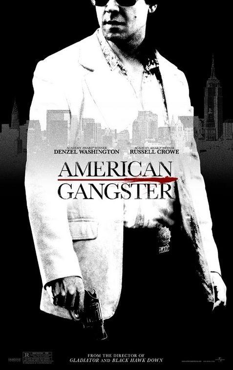 Uno dei poster realizzati per il film American Gangster
