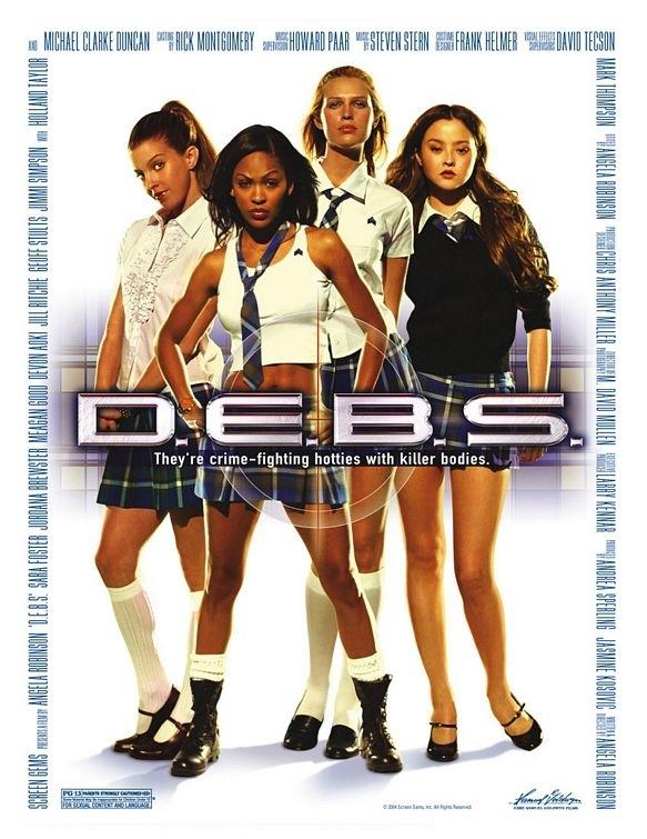 La locandina di D.E.B.S