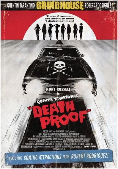 La locandina di Grindhouse - Death Proof