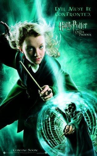 Poster promozionale per Harry Potter e l'Ordine della Fenice