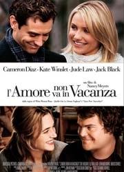 La copertina DVD di L'amore non va in vacanza