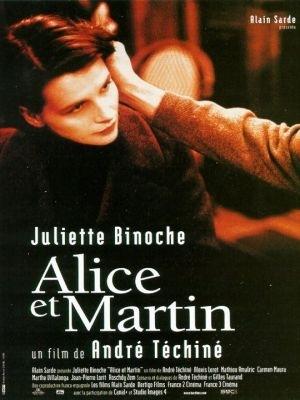 La locandina di Alice e Martin