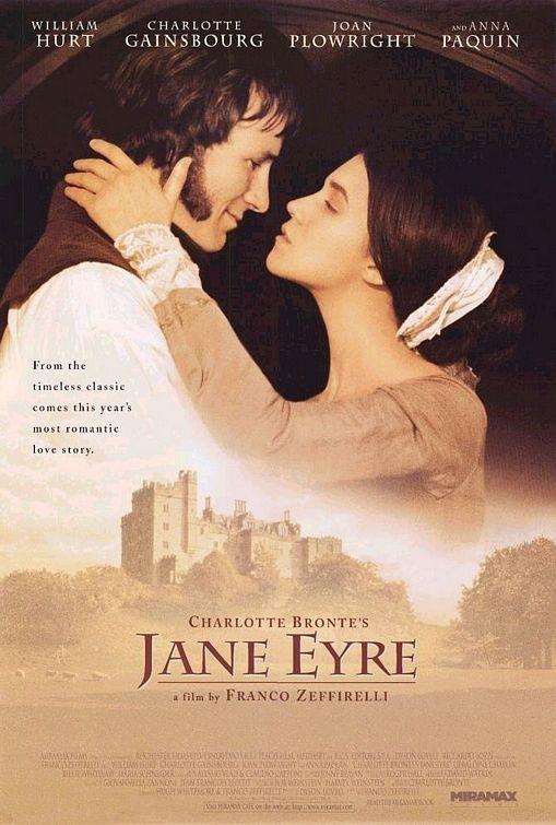La locandina di Jane Eyre