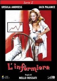 La locandina di L'infermiera