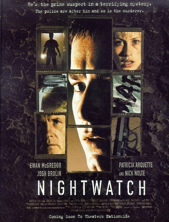 La locandina di Nightwatch