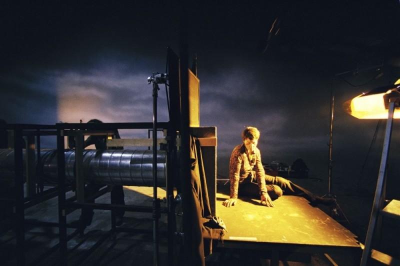 Monica Bellucci sul set del film Le Concille de Pierre