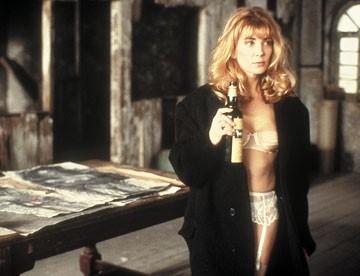 Natasha Richardson in una scena del film Follia