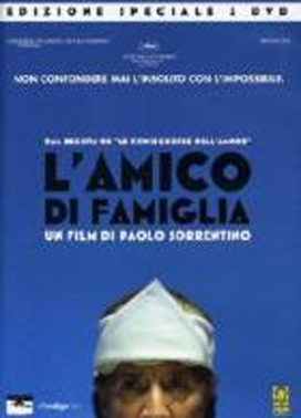 La copertina DVD di L'amico di famiglia - Edizione speciale