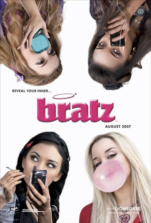 La locandina di Bratz: The Movie
