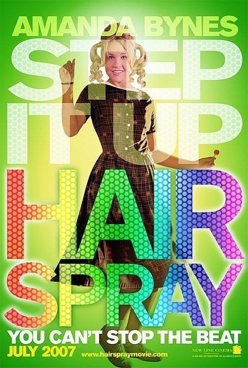 Poster promozionale per Hairspray