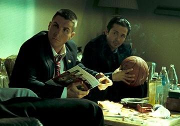 Christian Bale e Freddy Rodriguez nel film Harsh Times - I giorni dell'odio