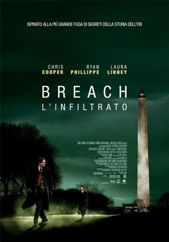 La locandina italiana di Breach - L'infiltrato
