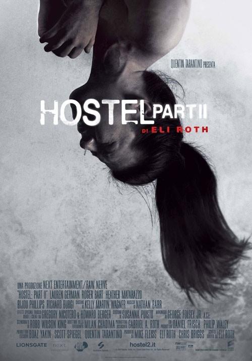 La locandina italiana di Hostel 2