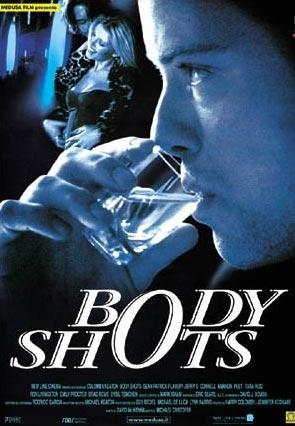 La locandina di Body Shots