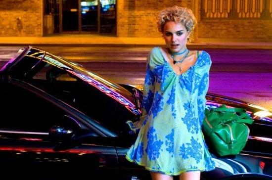 Natalie Portman in una scena del film My Blueberry Nights