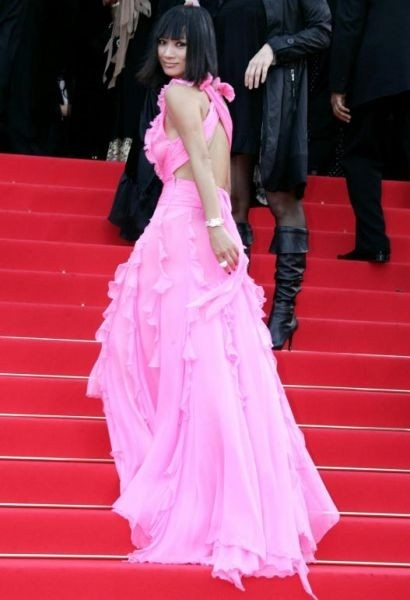 Cannes 2007: Bai Ling