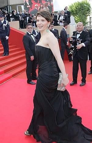 Festival di Cannes 2007: Juliette Binoche