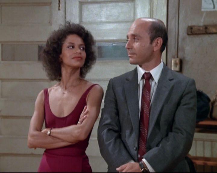 Debbie Allen in una scena del telefilm 'Saranno Famosi'