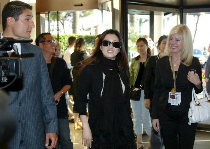 Festival di Cannes 2007: Gong Li