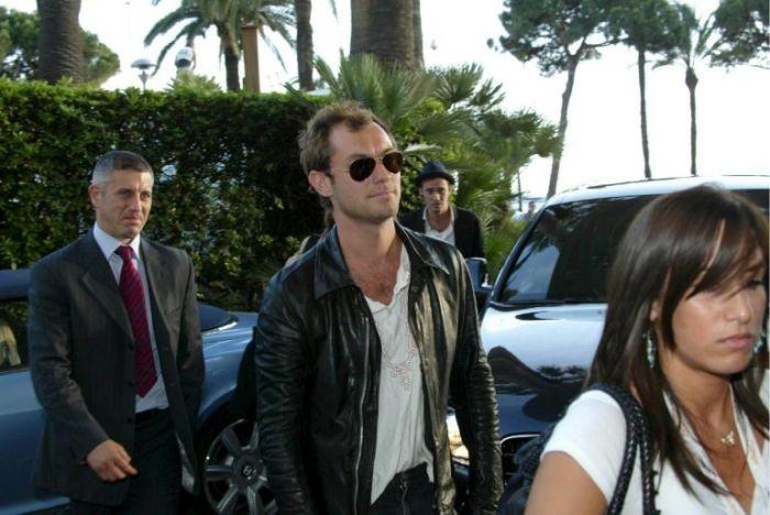 Festival di Cannes 2007: Jude Law