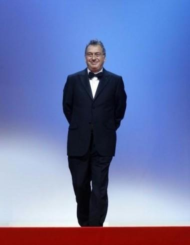Il presidente della Giuria Internazioneale di Cannes 2007 Stephen Frears