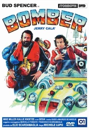 La locandina di Bomber