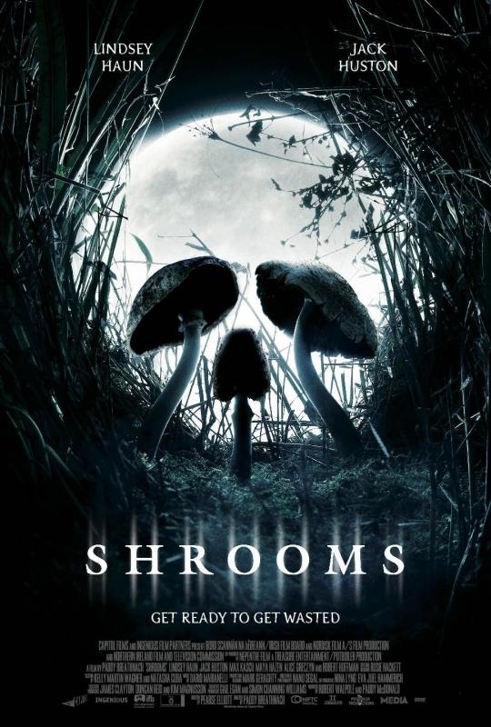 La locandina di Shrooms