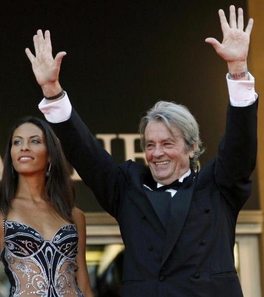 Cannes 2007: Alain Delon