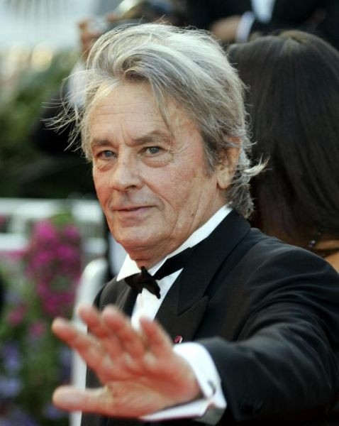 Cannes 2007: Alain Delon