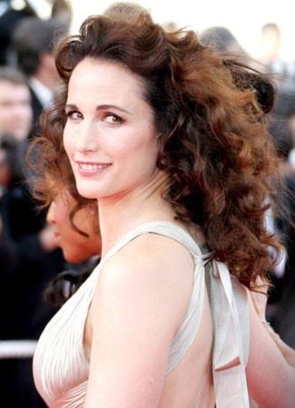 Cannes 2007: Andie MacDowell