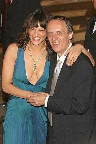 Cannes 2007: Dario e Asia Argento
