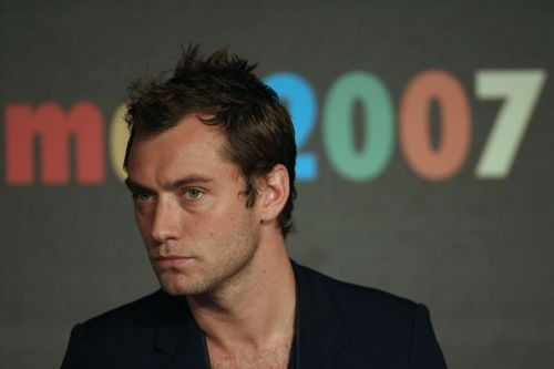 Cannes 2007:  Jude Law presenta My Blue Berry Nights di Wong Kar-wai