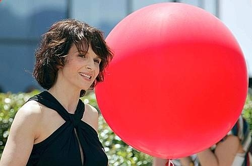 Cannes 2007: l'attrice francese Juliette Binoche
