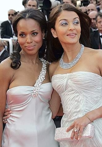 Cannes 2007: Kerry Washington e Aishwarya Rai