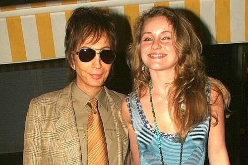 Cannes 2007: Michael Cimino e sua moglie