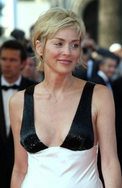 Cannes 2007: Sharon Stone