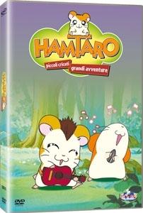 La copertina DVD di Hamtaro - Vol. 4