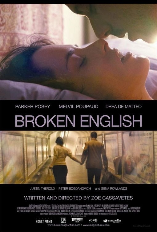 La locandina di Broken English