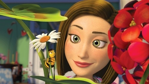 Un'immagine di Bee Movie, del 2007