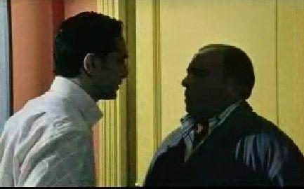 Una scena del film Leone e Giampiero