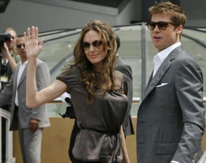 Festival di Cannes 2007: Angelina Jolie e Brad Pitt