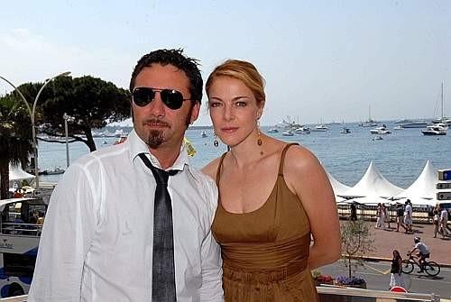 Cannes 2007: Claudia Gerini e Federico Zampaglione
