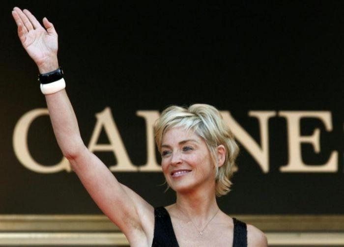 Festival di Cannes 2007: Sharon Stone